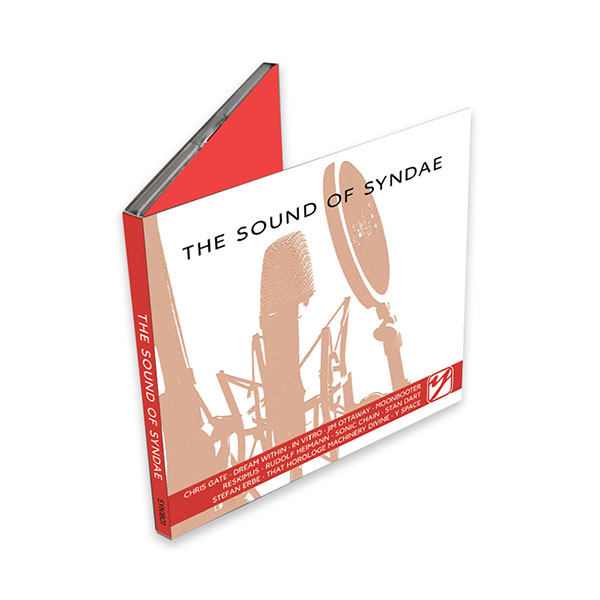 CD: The Sound of Syndae - 10 Jahre Podcast